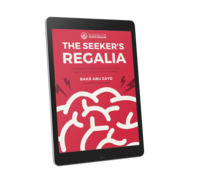 seeker's regalia book cover thumbnail