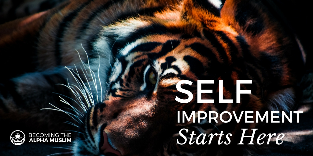 self-improvement starts with your health