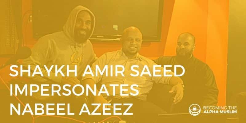 shaykh amir saeed the mad mamluks podcast