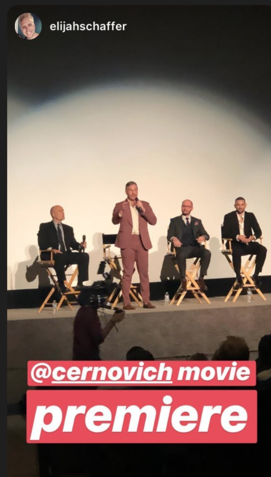 hoaxed premiere movie screening mike cernovich