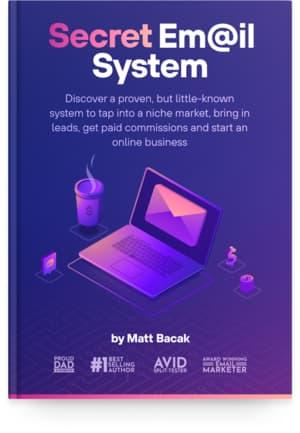 secret email system review matt bacak